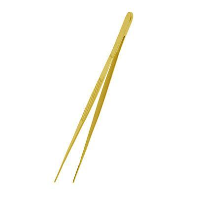pinza-coctelería-precision-oro